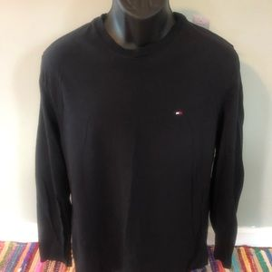 Tommy Hilfiger Long Sleeve Shirt Classic Logo USA